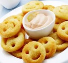 Patate Kid Smile al forno