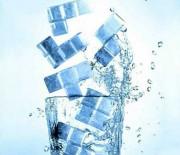 """Cubetti di ghiaccio """"alla Tetris"""""""
