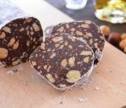 Salame di cioccolato con pandoro (avanzato)