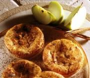 Sfogliatine alle mele e formaggio